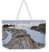 Surfers Waterways Weekender Tote Bag