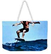Surfing Legends 5 Weekender Tote Bag