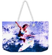 Surfing Legends 6 Weekender Tote Bag