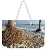Surfing With Palms Weekender Tote Bag
