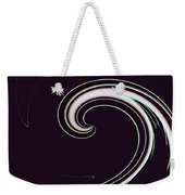 Surfs Up 1 Weekender Tote Bag