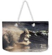 Surfs Up In Socal Weekender Tote Bag