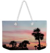 Surfside Sunset Weekender Tote Bag
