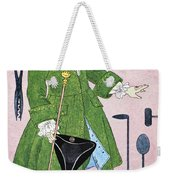 Surgeon, 18th Century Weekender Tote Bag
