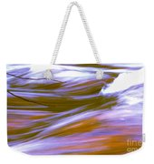 Surging Currents Weekender Tote Bag