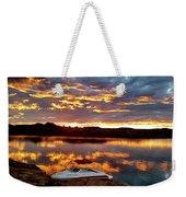 Surise On Lake Powell Weekender Tote Bag