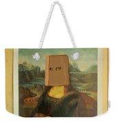 Surprise Attraction Weekender Tote Bag