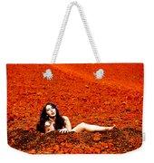 Surprised Martian Hatching Weekender Tote Bag