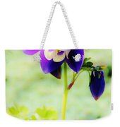 Surreal Columbine Weekender Tote Bag