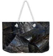 Surreal Dimension Weekender Tote Bag