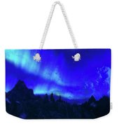 Surreal Nights Weekender Tote Bag