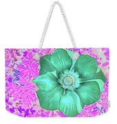 Surreal Poppy  Weekender Tote Bag