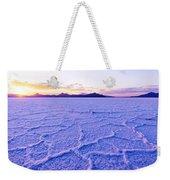Surreal Salt Weekender Tote Bag