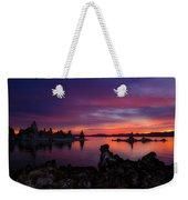 Surreal Sunrise Weekender Tote Bag