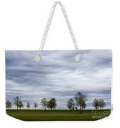 Surreal Trees And Cloudscape Weekender Tote Bag