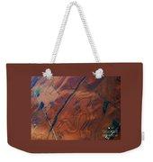 Surrealism Over The Plains Weekender Tote Bag