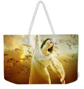 Surrender Weekender Tote Bag by Mary Hood
