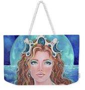 Surrender To The Sea Mermaid Weekender Tote Bag