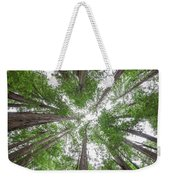 Surrounded By Giants Weekender Tote Bag