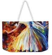 Surrounded By Music Weekender Tote Bag