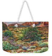Surrounded By Sedona Weekender Tote Bag