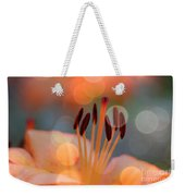 Surrounded By Soothing Sunshine Weekender Tote Bag