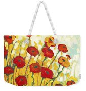 Surrounded In Gold Weekender Tote Bag