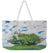 Surrounded With Clouds Weekender Tote Bag