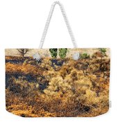 Survivors - After The Fire Weekender Tote Bag by Silvia Ganora