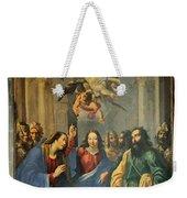 Sus Au Temple Weekender Tote Bag