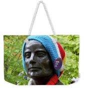Susan B Anthony Weekender Tote Bag