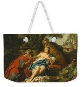 Susanna And The Elders Weekender Tote Bag