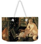 Susanna Bathing Weekender Tote Bag