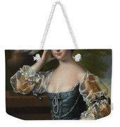 Susannah  Weekender Tote Bag
