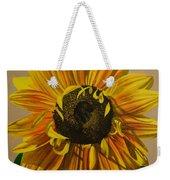 Susanna's Sunflower Weekender Tote Bag