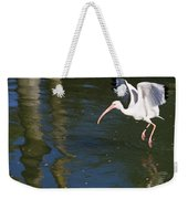 Suspended In Flight Weekender Tote Bag