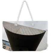 Suspended Semi-circle Weekender Tote Bag