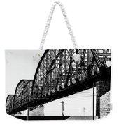 Suspended Weekender Tote Bag