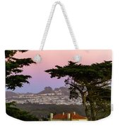 Sutro Heights Park View Weekender Tote Bag