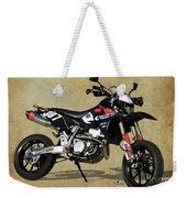 Suzuki Race Motorcycle. 387. Weekender Tote Bag