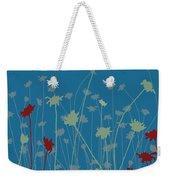 Suzy's Meadow Weekender Tote Bag