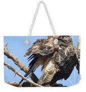 Swainson Hawk Weekender Tote Bag