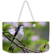 Swallow Song Weekender Tote Bag