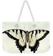 Swallow-tail Butterfly Weekender Tote Bag