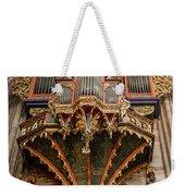 Swallows Nest Grand Organ Weekender Tote Bag
