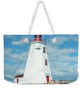 Swallowtail Lighthouse Weekender Tote Bag