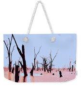 Swamp And Dead Trees Weekender Tote Bag