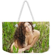 Swamp Beauty Eight Weekender Tote Bag