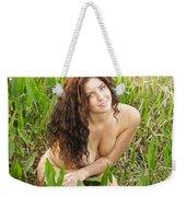 Swamp Beauty Eight Weekender Tote Bag