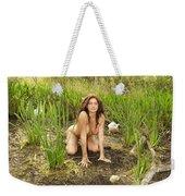 Swamp Beauty Seven Weekender Tote Bag
